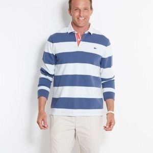 Vineyard Vines Stripe Rugby, M